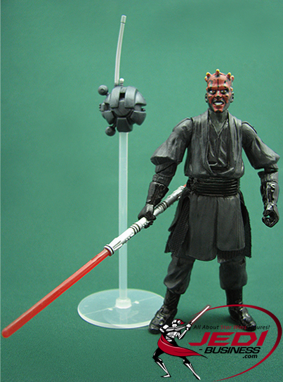 Darth Maul figure, DTF