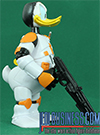 Donald Duck Series 5 - Donald Duck As Commander Cody Disney Star Wars Characters