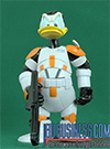 Donald Duck, Series 5 - Donald Duck As Commander Cody figure