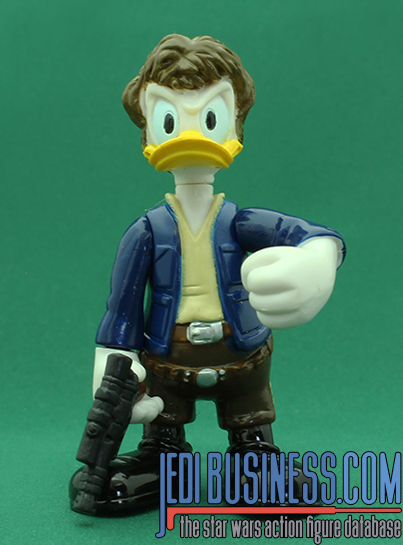 Donald Duck figure, DisneyCharacterFiguresWeekends