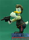 Donald Duck Series 1 - Donald Duck As Han Solo Disney Star Wars Characters