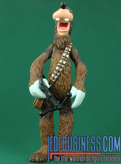 Goofy Series 3 - Goofy As Chewbacca