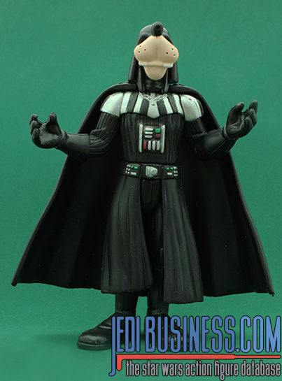Goofy Series 1 - Goofy As Darth Vader