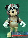 Mickey Mouse Series 6 - Mickey Mouse As Young Anakin Skywalker Disney Star Wars Characters