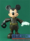 Mickey Mouse, Series 2 - Mickey Mouse As Anakin Skywalker figure