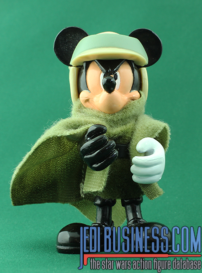 Mickey Mouse figure, DisneyCharacterFiguresWeekends