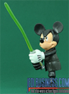 Mickey Mouse Series 4 - Mickey Mouse As Luke Skywalker (Jedi Knight) Disney Star Wars Characters