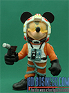 Mickey Mouse, 2014 Star Wars Weekends 2-Pack figure
