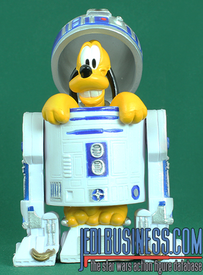 Pluto figure, DisneyCharacterFiguresBasic