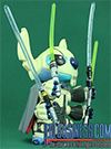 Stitch Series 5 - Stitch As General Grievous Disney Star Wars Characters