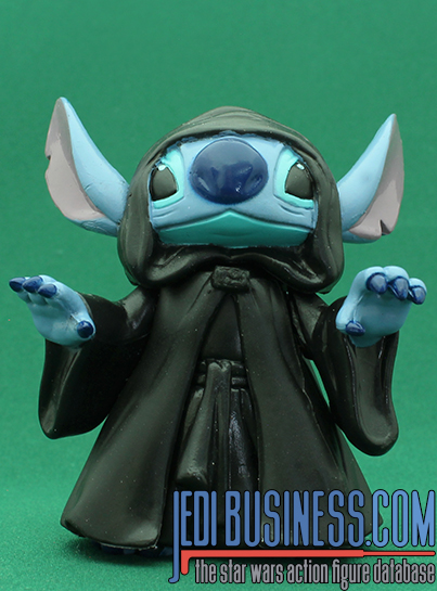 Stitch Series 1 - Stitch As Emperor Palpatine