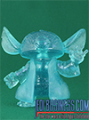 Stitch 2011 Star Tours Opening - Stitch As Yoda Hologram Disney Star Wars Characters