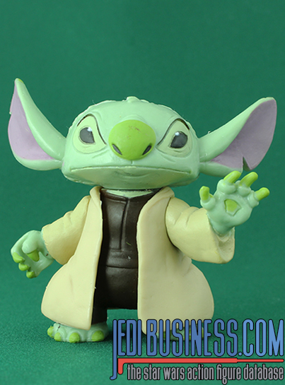 Stitch Series 2 - Stitch As Yoda