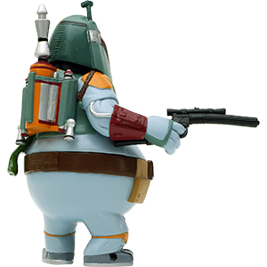 Bad Pete Series 4 - Bad Pete As Boba Fett