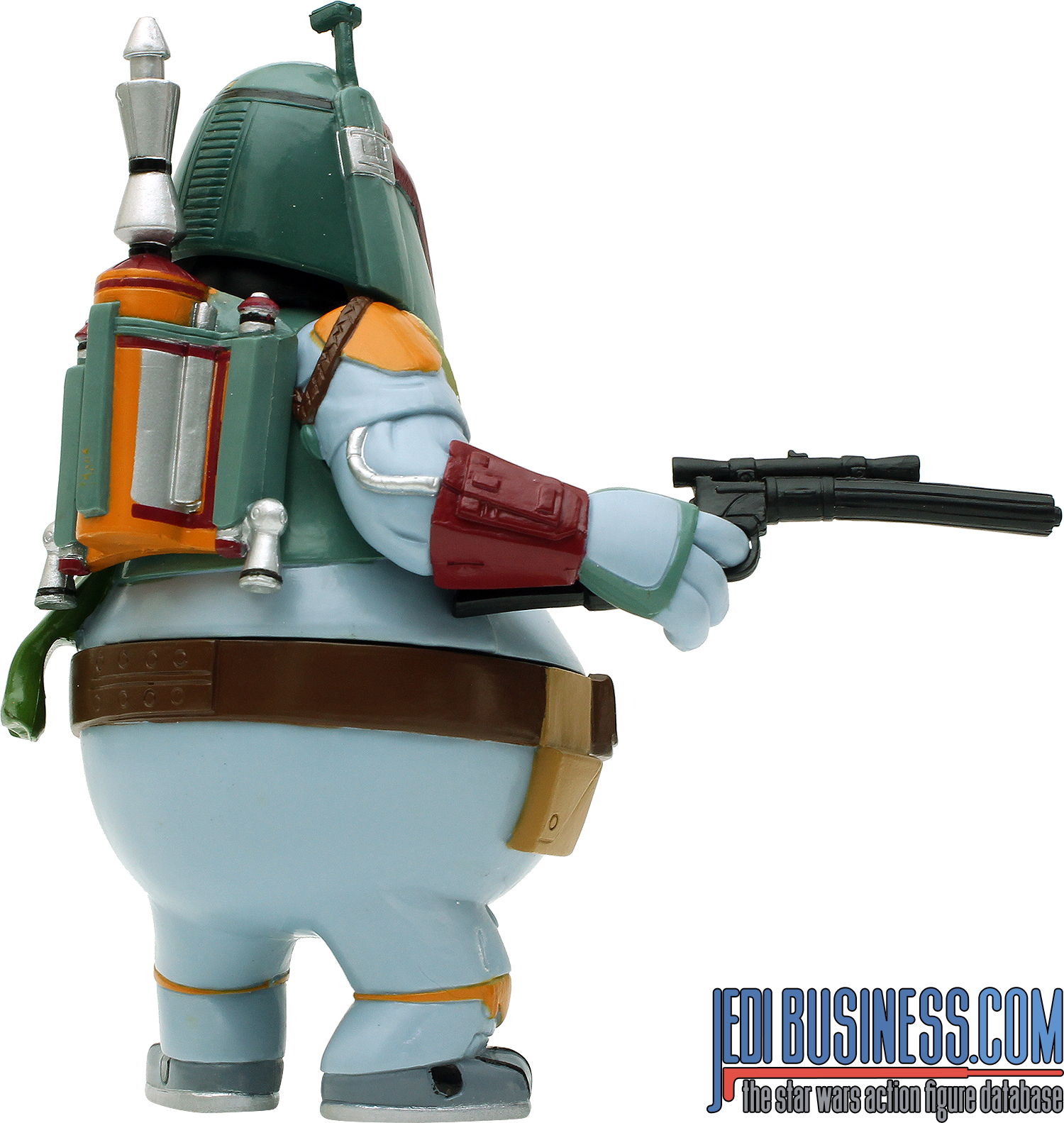 Bad Pete, Series 4 - Bad Pete As Boba Fett