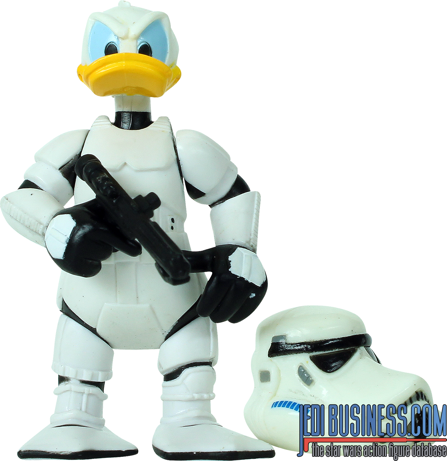 Donald Duck, Series 3 - Donald Duck As Stormtrooper
