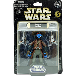 Goofy Series 5 - Goofy as Cad Bane