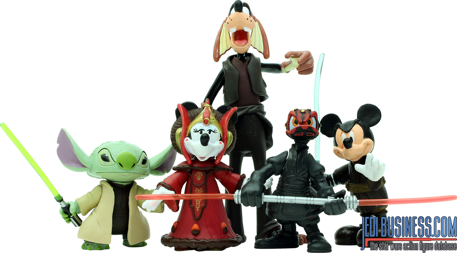 Goofy, Series 2 - Goofy As Jar Jar Binks