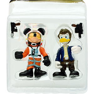 Donald Duck 2014 Star Wars Weekends 2-Pack