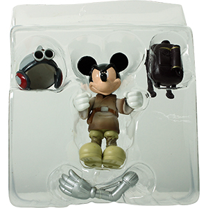 Mickey Mouse Series 6 - Mickey Mouse As Young Anakin Skywalker