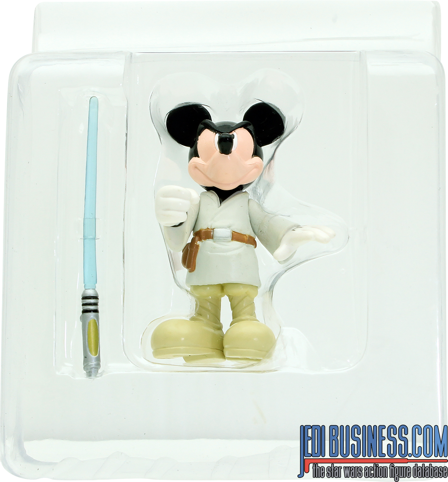 Mickey Mouse Series 1 - Mickey Mouse As Luke Skywalker