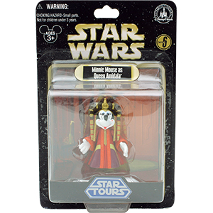 Minnie Mouse Series 6 - Minnie Mouse As Queen Amidala