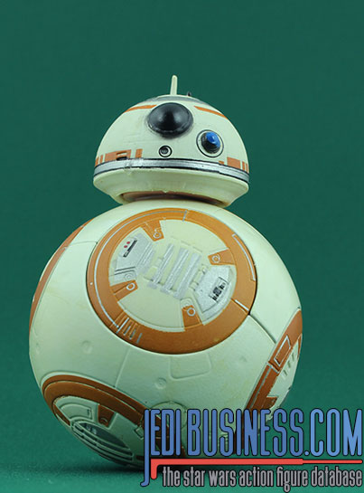 BB-8 figure, DisneyEliteSeriesDieCastBasic2015