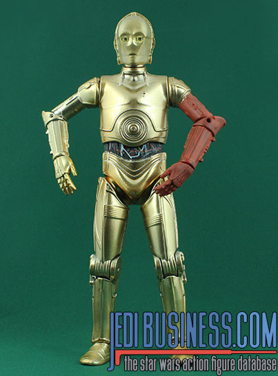 C-3PO The Force Awakens Disney Elite Series Die Cast