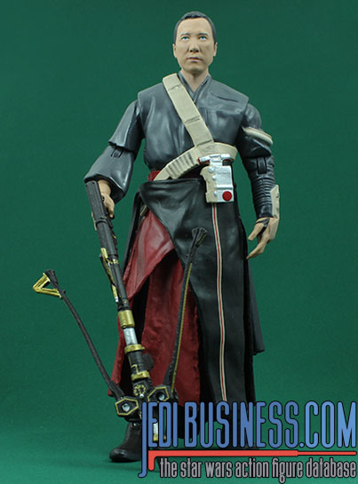 Chirrut Îmwe figure, Disney Elite Series Die Cast 6.5""