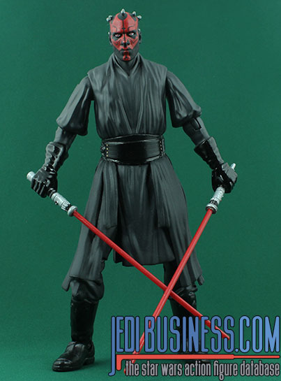 Darth Maul figure, DisneyEliteSeriesDieCastD23