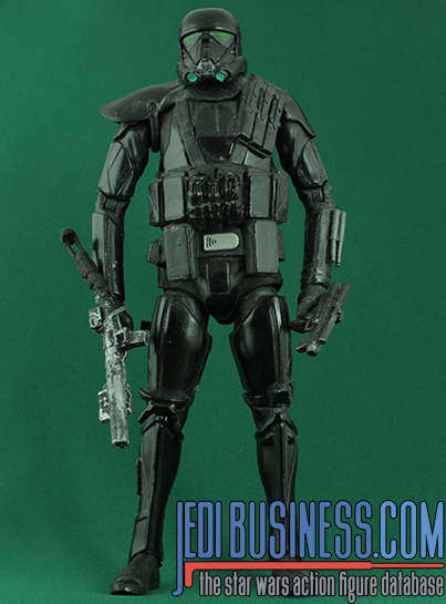 Death Trooper figure, DisneyEliteSeriesDieCastMulti2016