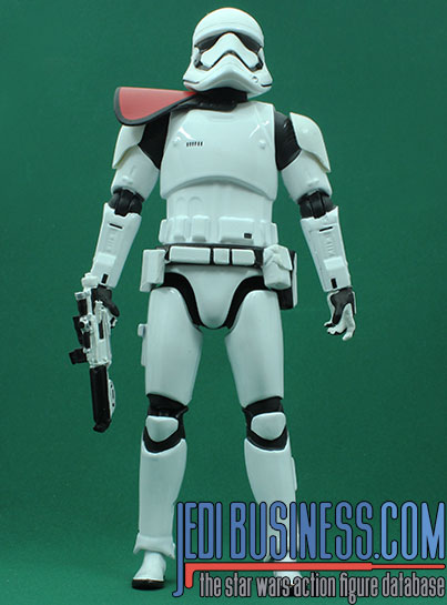 Stormtrooper Officer figure, DisneyEliteSeriesDieCastBasic2016