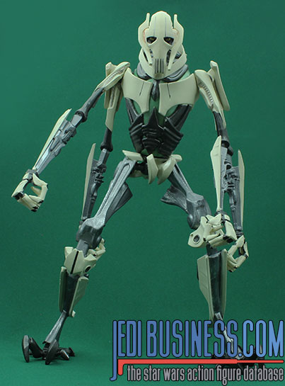 General Grievous figure, DisneyEliteSeriesDieCastBasic2015