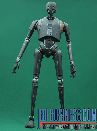 K-2SO figure, DisneyEliteSeriesDieCastBasic2016