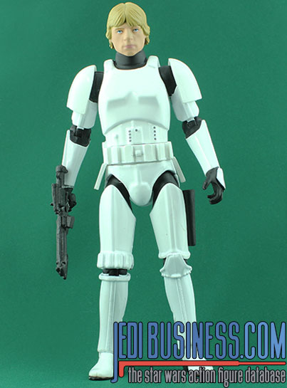 Luke Skywalker figure, Disney Elite Series Die Cast