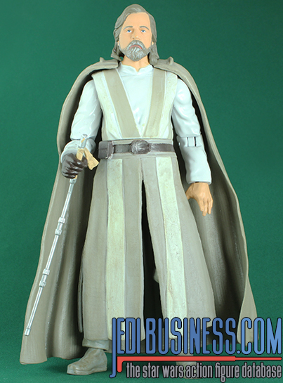 Luke Skywalker figure, DisneyEliteSeriesDieCastBasic2017