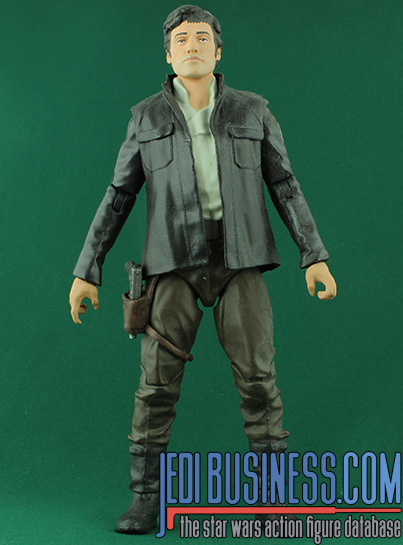 Poe Dameron figure, DisneyEliteSeriesDieCastBasic2017