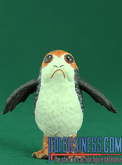Porg With Chewbacca