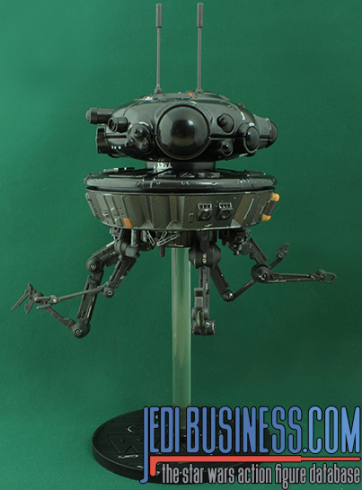 Probe Droid figure, DisneyEliteSeriesDieCastBasic2020