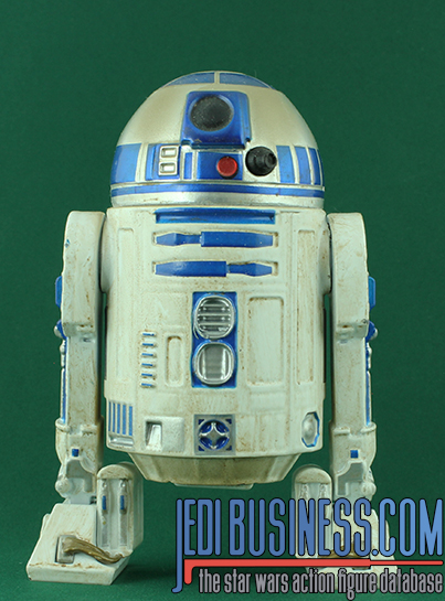 R2-D2 figure, DisneyEliteSeriesDieCastBasic2017