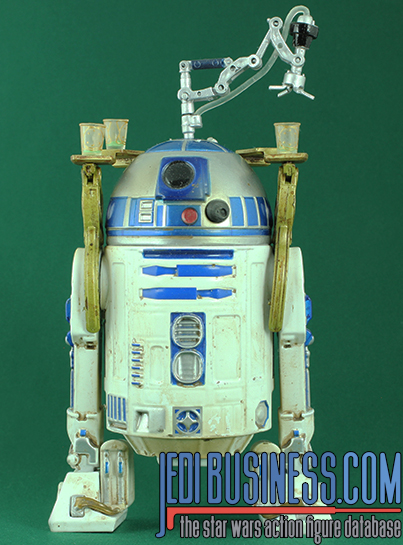 R2-D2 figure, DisneyEliteSeriesDieCastBasic2018