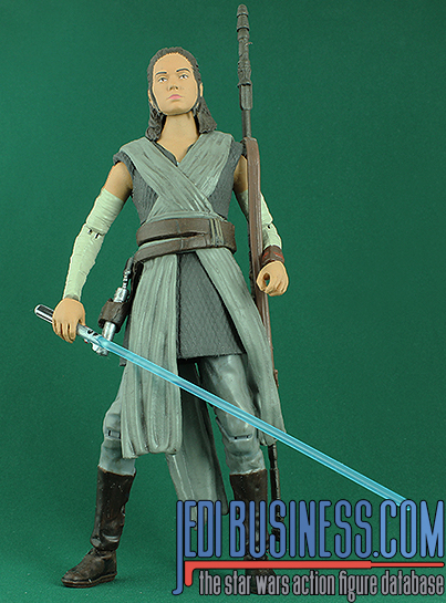 Rey figure, DisneyEliteSeriesDieCastBasic2017