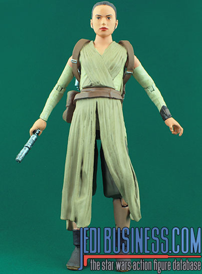Rey figure, DisneyEliteSeriesDieCastBasic2015