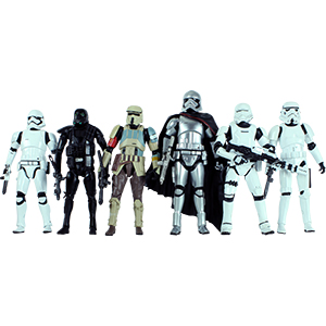 Flametrooper Gift Set 6-Pack