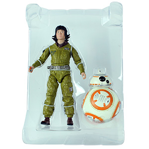 Rose Tico With BB-8