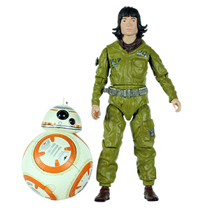 BB-8 With Rose Tico