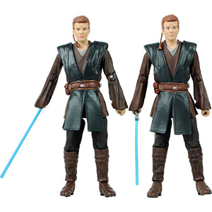 Anakin Skywalker Attack Of The Clones