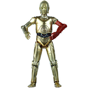 C-3PO The Force Awakens