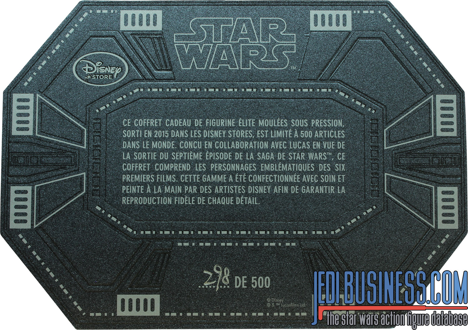 Anakin Skywalker D23 8-Pack 2015