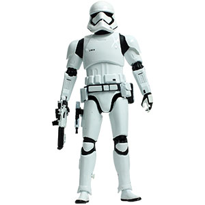 Stormtrooper The Force Awakens